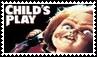 Child's Play Chucky Stamp 2 by dA--bogeyman