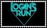 Logan's Run Movie Stamp 2 by dA--bogeyman