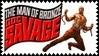 Doc Savage Stamp 2 by dA--bogeyman