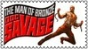 Doc Savage Stamp 2 by dA--bogeyman