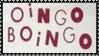 Oingo Boingo New Wave Stamp 4 by dA--bogeyman