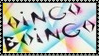 Oingo Boingo New Wave Stamp 1 by dA--bogeyman