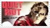 Quiet Riot Glam Metal Stamp 9 by dA--bogeyman