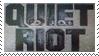 Quiet Riot Glam Metal Stamp 8 by dA--bogeyman