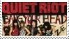 Quiet Riot Glam Metal Stamp 6 by dA--bogeyman