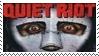 Quiet Riot Glam Metal Stamp 4 by dA--bogeyman