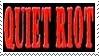Quiet Riot Glam Metal Stamp 3 by dA--bogeyman