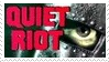 Quiet Riot Glam Metal Stamp 1