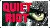 Quiet Riot Glam Metal Stamp 1 by dA--bogeyman