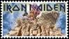 Iron Maiden Metal Stamp 7 by dA--bogeyman