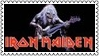 Iron Maiden Metal Stamp 6