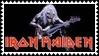 Iron Maiden Metal Stamp 6 by dA--bogeyman