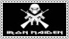 Iron Maiden Metal Stamp 5 by dA--bogeyman