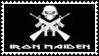 Iron Maiden Metal Stamp 5 by dA--bogeyman