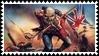 Iron Maiden Metal Stamp 3 by dA--bogeyman