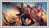 Iron Maiden Metal Stamp 3 by dA--bogeyman