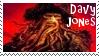 Davy Jones Pirate Stamp by dA--bogeyman