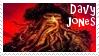 Davy Jones Pirate Stamp by dA--bogeyman