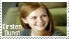 Kirsten Dunst Stamp 4 by dA--bogeyman