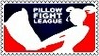 Pillow Fight League Stamp by dA--bogeyman
