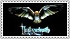 Labyrinth Stamp : Owl Logo by dA--bogeyman