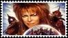 Labyrinth Stamp : David Bowie by dA--bogeyman