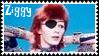 Ziggy Stardust - David Bowie Stamp