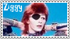 Ziggy Stardust - David Bowie Stamp by dA--bogeyman