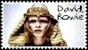 Pharaoh David Bowie Stamp