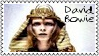 Pharaoh David Bowie Stamp by dA--bogeyman