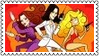 Charlie's Angels Stamp 3 by dA--bogeyman