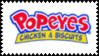 Popeyes Chicken Stamp by dA--bogeyman