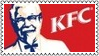 Kentucky Fried Chicken Stamp 2 by dA--bogeyman