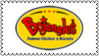 Bojangles' Chicken Stamp by dA--bogeyman