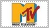 MTV Old School Logo Stamp by dA--bogeyman
