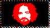 Charles Manson Stamp by dA--bogeyman