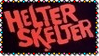 Helter Skelter Stamp by dA--bogeyman