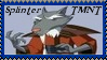 TMNT Splinter Stamp 3 by dA--bogeyman