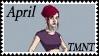 TMNT April O'Neil Stamp 3