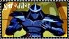 TMNT Shredder Stamp 2 by dA--bogeyman