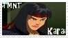 TMNT Karai Stamp 1 by dA--bogeyman