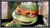 TMNT Michelangelo Stamp 1 by dA--bogeyman