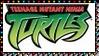 TMNT Ninja Turtle Logo Stamp 3
