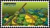 TMNT Turtle Team Stamp 5 by dA--bogeyman