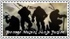 TMNT Turtle Team Stamp 3 by dA--bogeyman