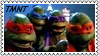TMNT Turtle Team Stamp 1 by dA--bogeyman