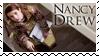 Nancy Drew Stamp 3 by dA--bogeyman