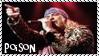 Poison Glam Metal Stamp 3 by dA--bogeyman