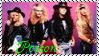 Poison Glam Metal Stamp 1 by dA--bogeyman