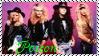 Poison Glam Metal Stamp 1 by dA--bogeyman